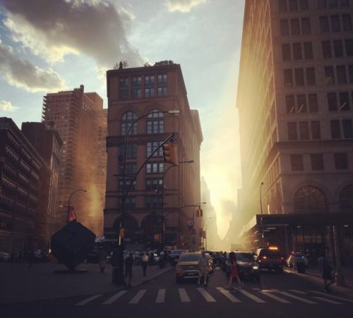View from Astor Place by Grant Shaffer | issyparis