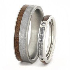 best 25 meteorite engagement ring ideas on pinterest meteorite wedding band meteorite ring and alexandrite engagement ring - Meteorite Wedding Rings