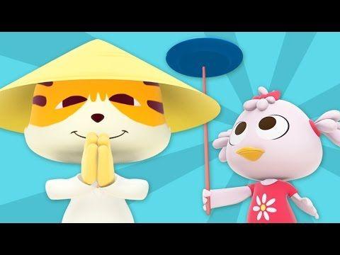 Súper Disco Chino - Las Canciones del Zoo 2 - YouTube
