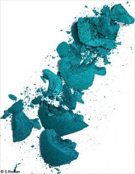 1000 id es sur le th me maquillage pour les yeux turquoise - Quelle couleur va avec le bleu turquoise ...