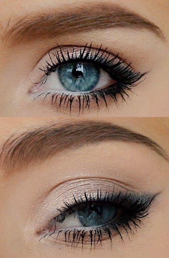 Classic gold eye