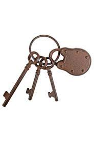 Öntöttvas kulcskarika dekoráció lakattal, antik barna színben.Mérete: magasság: 20 cm, szélesség: 7 cm, mélység: 7 cmSúlya: 0,5 kg