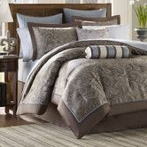Wayfair - Madison Park  Aubrey 12 Piece Comforter Set