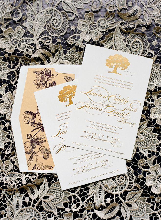 sample wedding invitation letter for uk visa%0A Romantic   Bohemian Chic Miller u    s Nursery Wedding