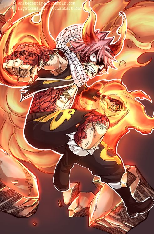 Natsu - Dragon Force x