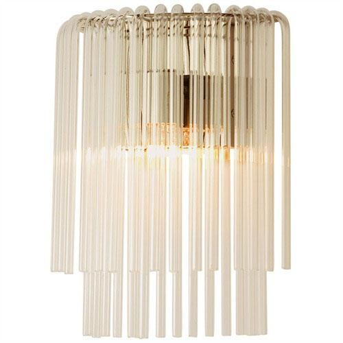 arteriors royalton sconce. love the deco glam look