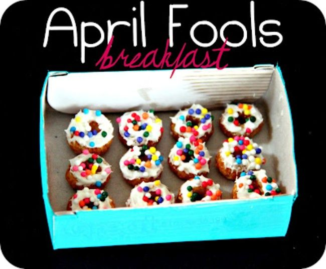 17 Practical Joke Ideas for April Fools Day