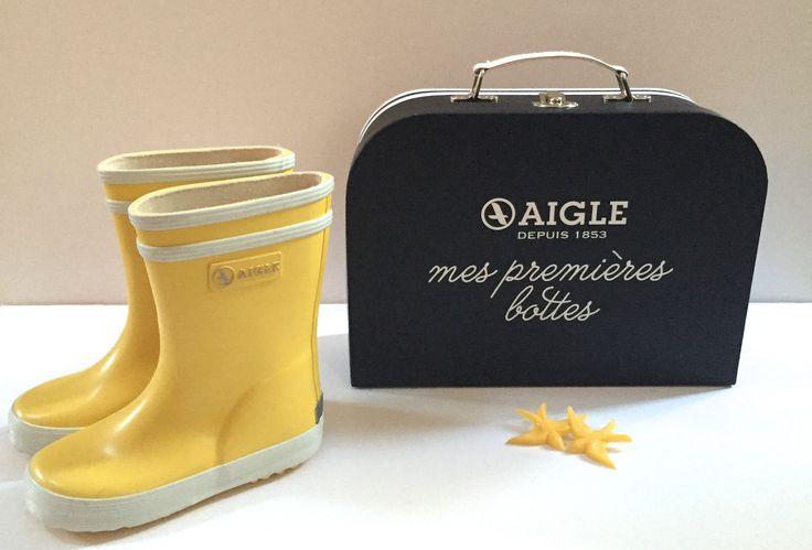 Mes premières bottes Aigle