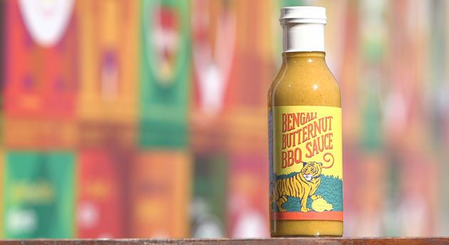 Fast Company has tried Bengali Butternut BBQ Sauce, a recipe chosen by IBM's Watson to maximize flavor through complimentary (and fairly uncommon) ingredients. | #BBQ #ChefWatson #IBM #supercomputer #science
