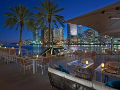 These 10 Miami Restaurants Have the Best Views in Town - Eater Miami