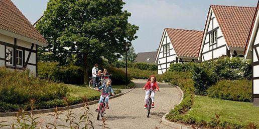 U vindt Landal Kasteeldomein De Cauberg helemaal op de top van de Cauberg. Een vorstelijke plek in Zuid-Limburg met sfeervolle villa's en appartementen. Vanaf het park loopt u in 5 minuten naar het centrum van Valkenburg.