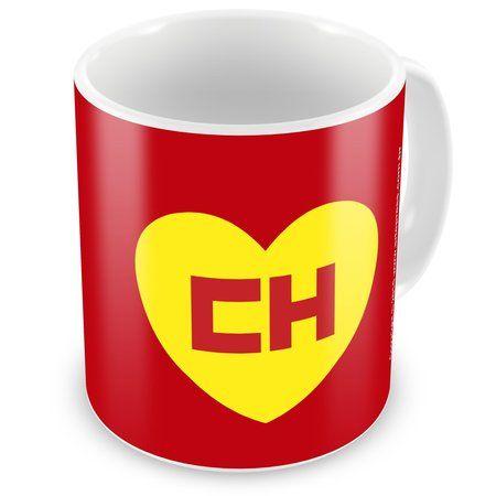 Caneca Personalizada Chapolin Colorado Logo