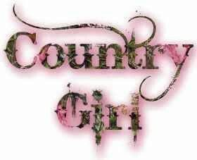 Country girl♡