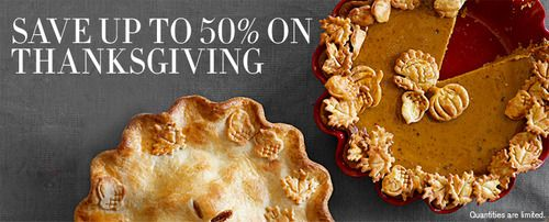 Check Out The Williams-Sonoma Thanksgiving Sale!   Revelry House