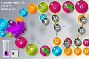 Biology web games