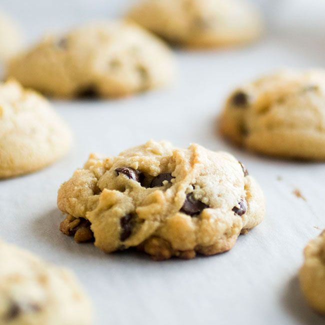 Butterless Chocolate Chip Cookies