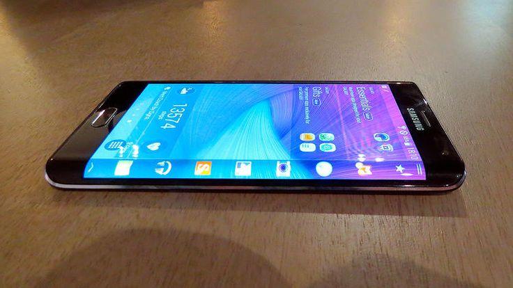 Samsung Note Edge Ülkemize Geliyor