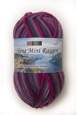 Mini Raggen 563 100g Viking