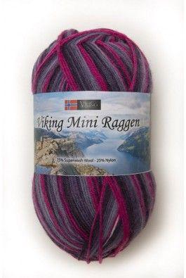 Mini Raggen 563 100g Viking