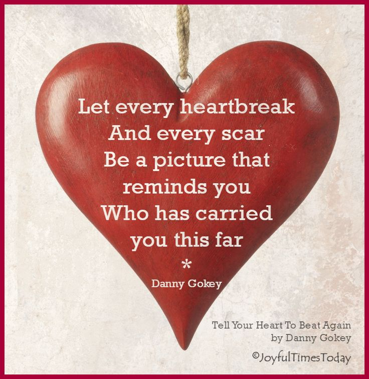 Tell Your Heart To Beat AgaIn - Danny Gokey ...