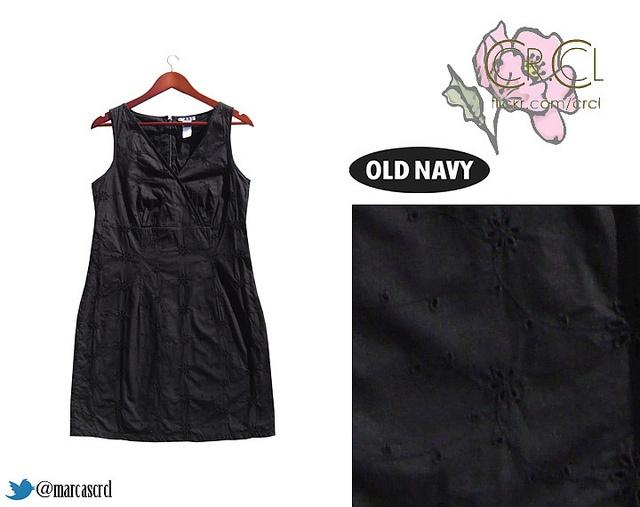 Vestido Old Navy   Talla L  100% algodón