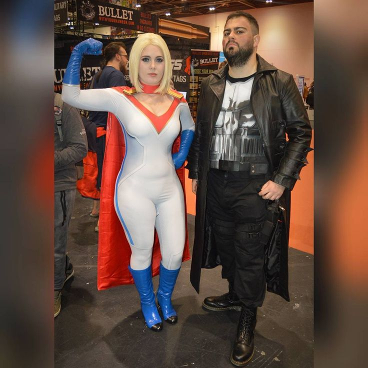 Frank Friday! Check out the epic Injustice 2 Power Girl by @graced92 Spot on  #punisher #punishercosplay #punishercosplayer #frankcastle #marvel #marvelcomics #marvelcosplay #marvelcosplayer #marvelcosplayers #powergirl #powergirlcosplay #karazorel #dc #dccomics #dccosplay #dccosplayer #dccosplayers #cosplay #cosplayer #cosplays #cosplaying #cosplayersofinstagram #cosplayers #comiccon #comicon #mcm #mcmexpo #mcmcomiccon #mcmlondon #injustice2