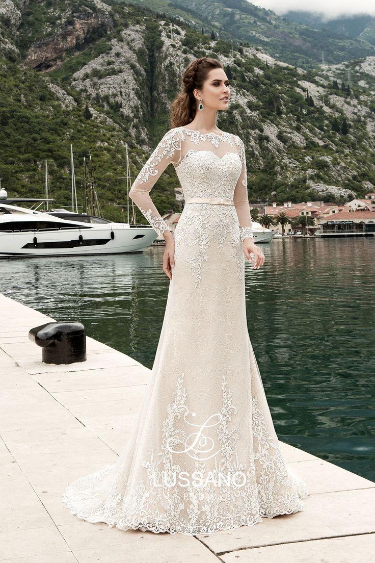 Lussano Bridal 15899, свадебное платье Lussano Bridal, wedding dress, невесты 2017, свадебное платье, bride, wedding, bridesmaid dress, prospective bride, best bride, wedding dress fish