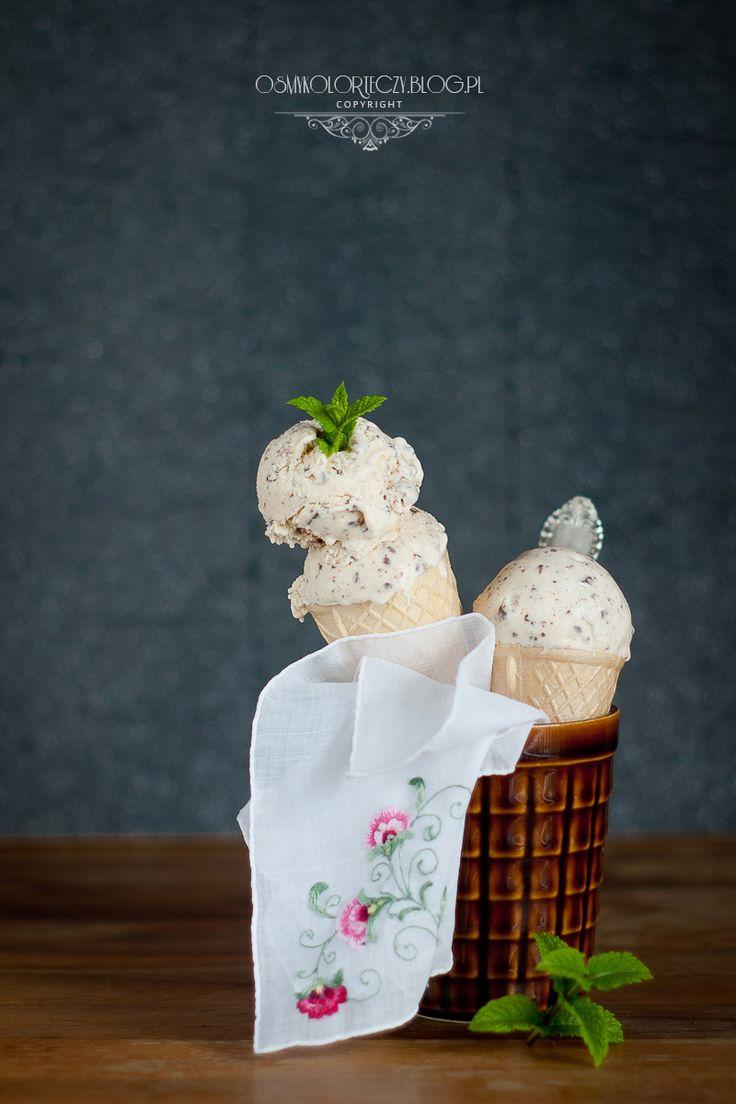Stracciatella Ice Cream | Ósmy Kolor Tęczy