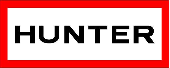 Logo marki Hunter.