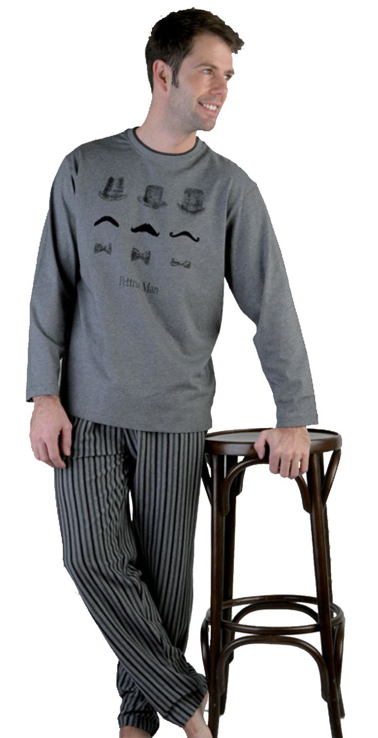 Pijama Pettrus 5170 Chapeau Calidad al Mejor Precio