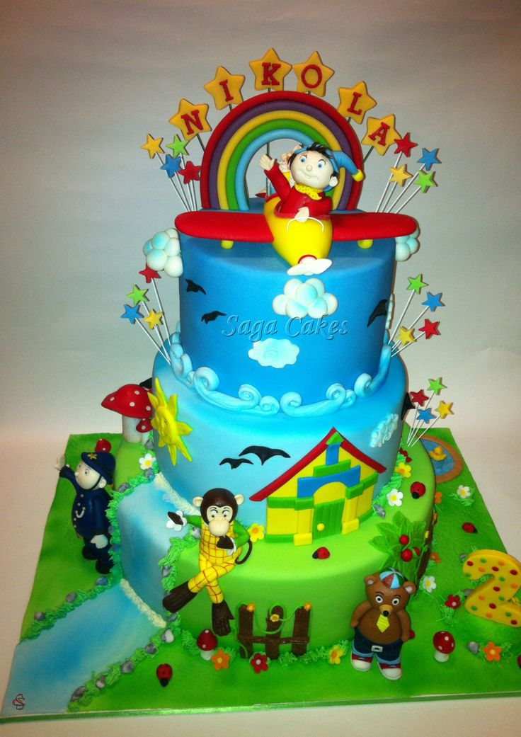 Noddy https://www.facebook.com/saga.cakes