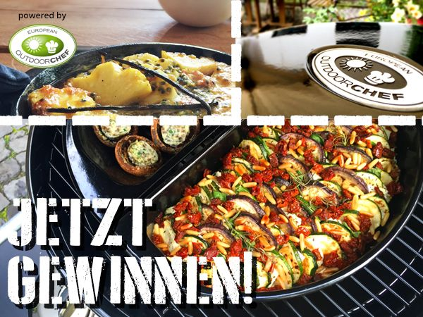 Gewinnen Sie einen Outdoorchef Gas-Kugelgrill! | eatsmarter.de