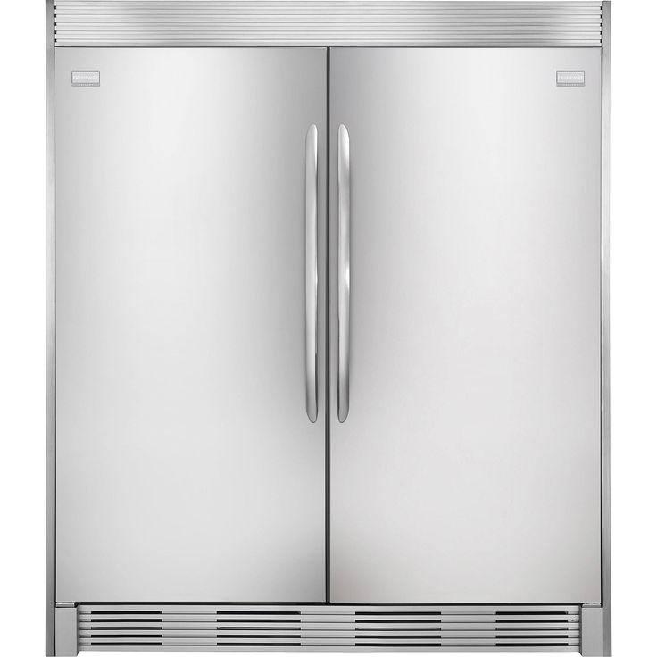 $3350 for everything Frigidaire Gallery 18.6 cu. ft Freezerless Refrigerator FGFU19F6QF