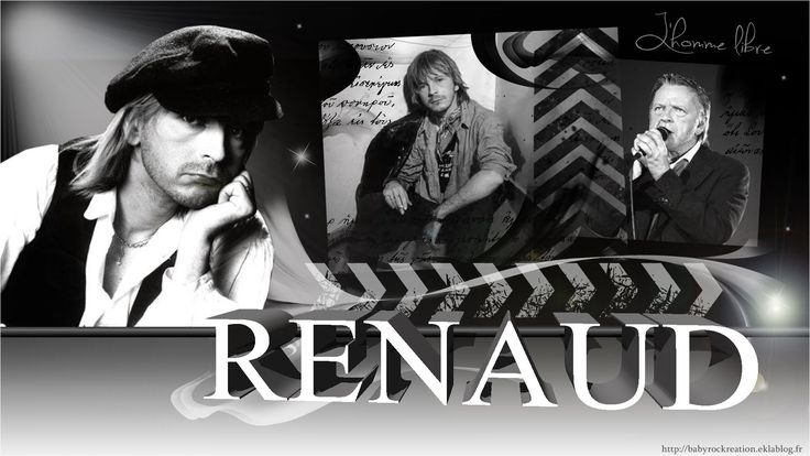 The very meilleur of Renaud