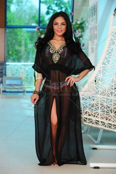 Rochie Cosita Linda Cancun Black