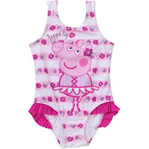 #beachaccessoriesstore Ballerina Peppa Pig 1 Piece Baby Girls Swimsuit: beachaccessoriesstore are now presenting the… #beachaccessoriesstore