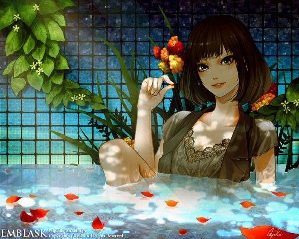 Tags: Anime, Suda Ayaka, Nature
