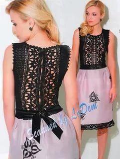 комбинированные платья вязание и ткань: 25 тыс изображений найдено в Яндекс.Картинках