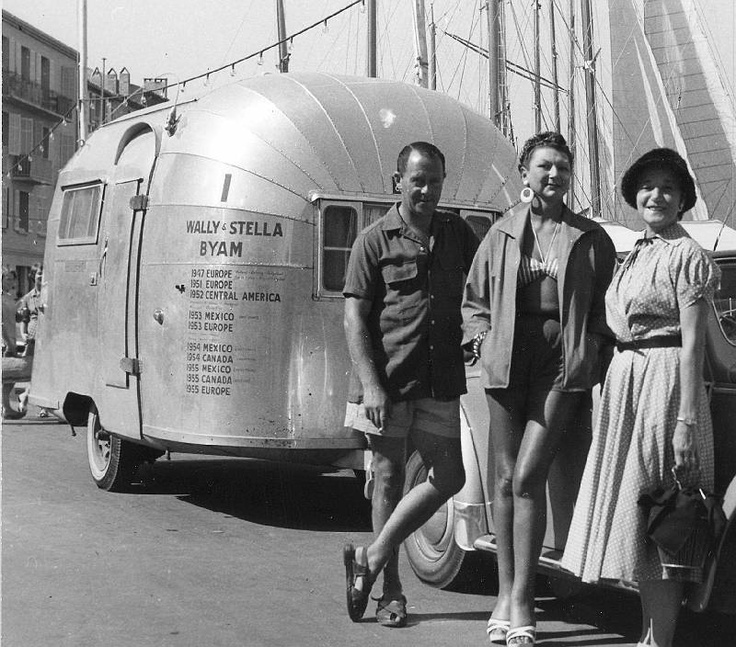 1955 Bubble 16' #X251 - Vintage Airstream