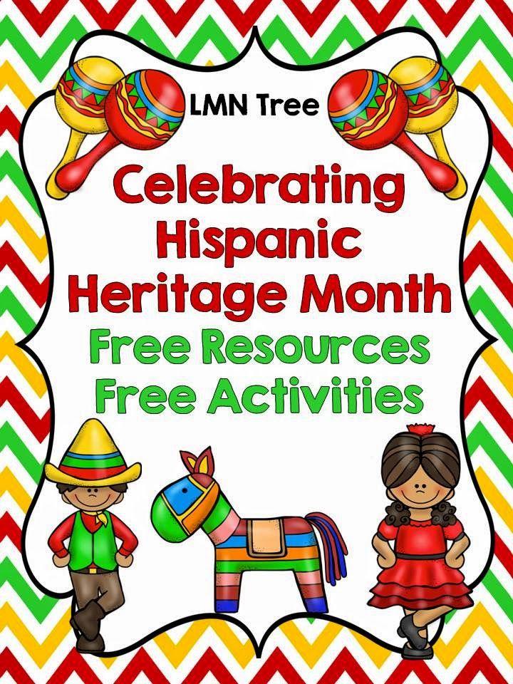 LMN Tree: Great Free Resources to Help Celebrate Hispanic Heritage Month