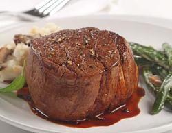 Super Trimmed Filet Mignon: Filet Mignon Steaks: Kansas City Steaks