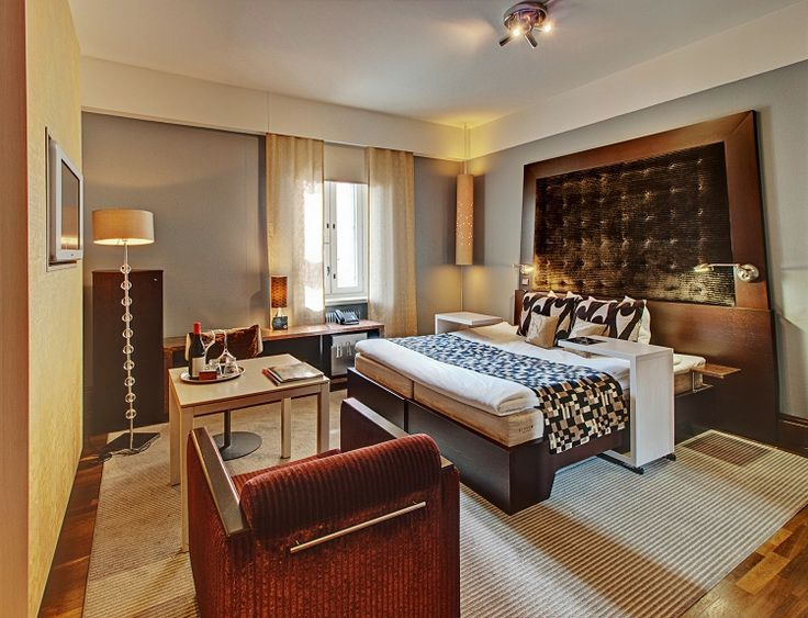 Two nights weekend stay in an Envy Room for two at the Klaus K hotel in Helsinki.