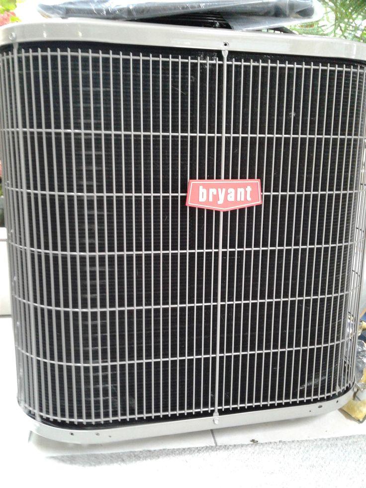 BRYANT AIR CONDITIONER Bryant air conditioner, Home