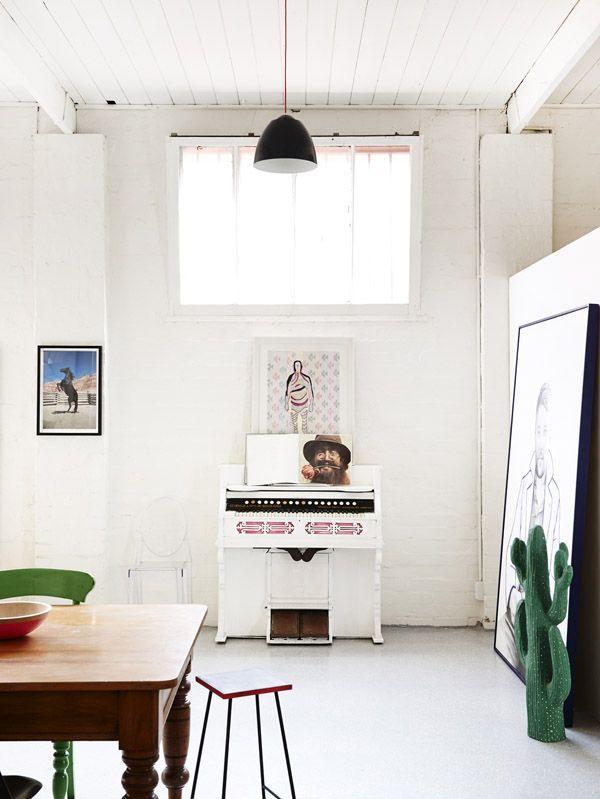 Melbourne Home · Carla Fletcher and Brett Langsford