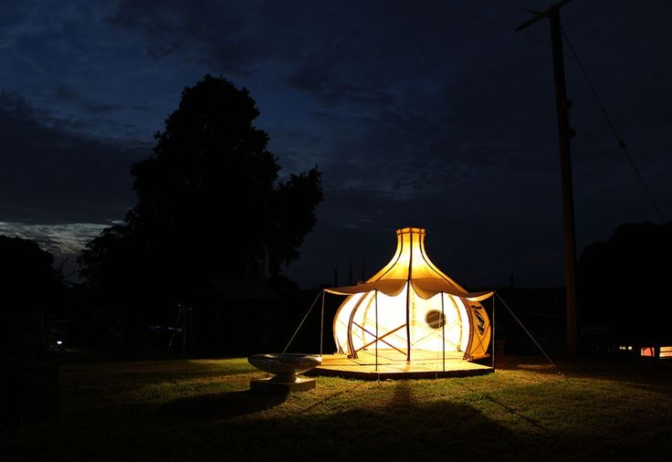 AN ORGANIC AND ECO HOSPITALITY: (F)ROUTE POD BY GIANT GRASS
