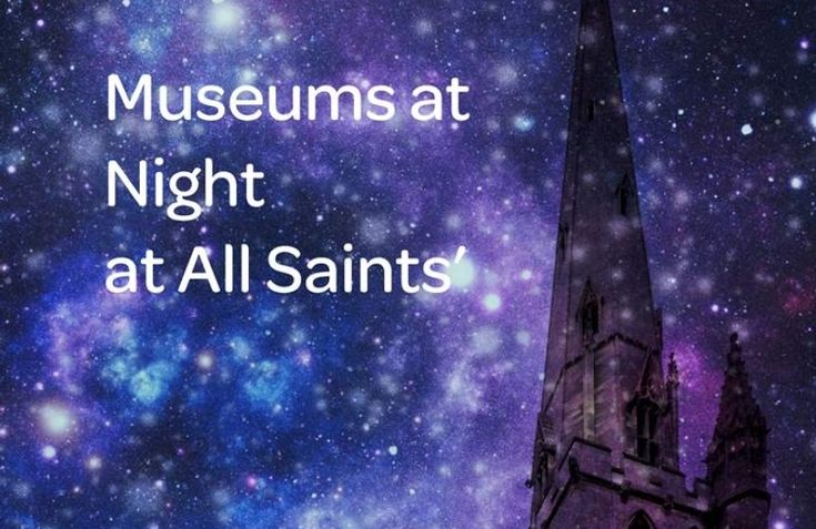 Museums at Night - Cambridge | The Churches Conservation Trust