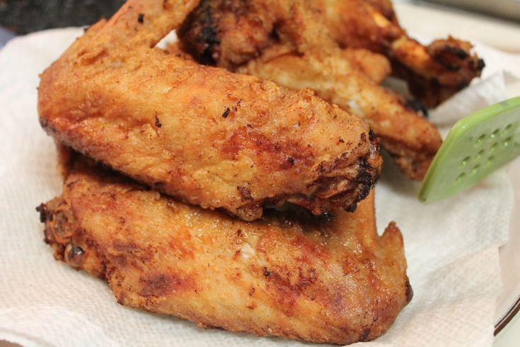 deep fried turkey wings  http://www.iheartrecipes.com/deep-fried-turkey-wings/