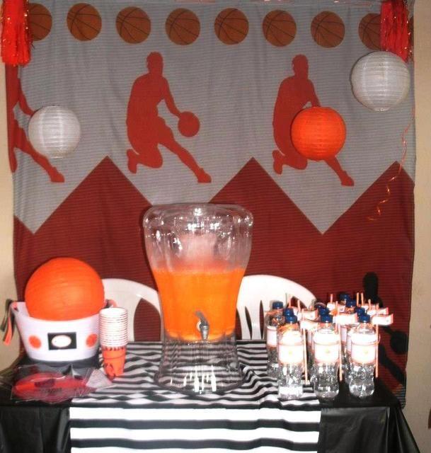 "Photo 2 of 4: Basketball / Birthday ""Miami Heats""   Catch My Party"