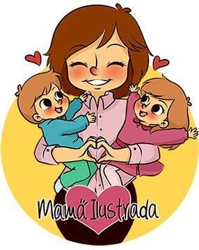 Mamá Ilustrada - Una pagina de humor sobre las situaciones cotidianas de una mamá