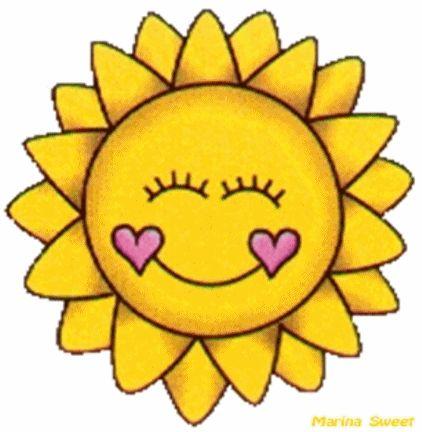 Gifts animados saludos, hola, adiós, buen fin de semana - Feliz Día Para Ti (✿ ♥‿♥).gif - Minus